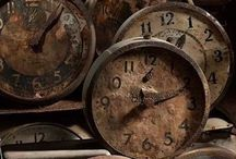 Old & New Clocks