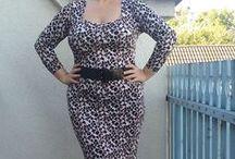 Crazy Lara plus size fashion / normál és nagy méretű ruhák, kifejezetten telt formákra... L-6XL http://crazylara.com/