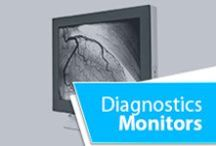 Diagnostics Monitors / The Modalixx line of products is the first universal solution for a medical modality CRT monitor replacement with a premium medical grade LCD display. Fully Compatible with: GE, Siemens, Toshiba, Shimadzu, Philips, and more. Visit our website for more information: www.modalixx.com