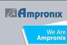 Hello! We are Ampronix! / Say hello to Ampronix Team!