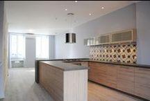 Rénovation maison d'habitation à Bordeaux   St Seurin / Rénovation   maison d'habitation Surface totale 150m2 Réalisation 5 mois
