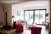 Rénovation maison d'habitation à Bordeaux   Naujac / Rénovation et restructuration   Maison d'habitation Surface totale 160m2 Réalisation 5 mois