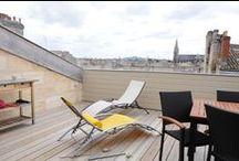Rénovation appartement d'habitation à Bordeaux   Chartrons / Rénovation et restructuration   Appartement Surface totale 110m2 Réalisation 4 mois
