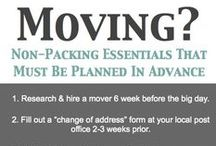 Moving Out / In - Best Tips / Move Uptown with Bohemia Realty Group! We have the best tips for you to make it easier! for you.