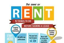 Renting Apartment - the best tips / Preparing yourself for renting an apartment? Here are the best tips and ideas for making it easier.