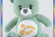 Crochet Amigurumi & Other Stuffies / Cute animals and dolls to crochet