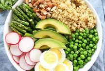 Spring Recipes / Healthy and fresh spring recipes to try!