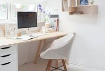 DESIGN N19- Home Office / Initial Ideas/thoughts/inspirations