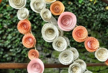 Handcrafted Party decorations / My collection of DIY decor ideas / by Jeanine Richards