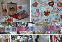 Alice in Wonderland Party / 7th Birthday Party I designed