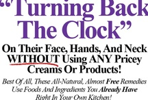 "Beauty / ""Turning Back The Clock"" – On Your Face, Hands, And Neck WITHOUT Using ANY Pricey Creams Or Products! Best Of All, These All-Natural, Almost Free Remedies Use Foods And Ingredients You Already Have Right In Your Own Kitchen! Look 5 Years Younger In Minutes & Never Leave Home!"