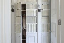 Vellum Faux Books at Home