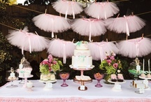 Ballet Theme Party Inspiration