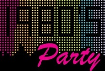 80's Party Inspiration / 80's party inspiration