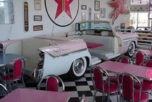 50's Party Inspiration / 50's retro party inspiration