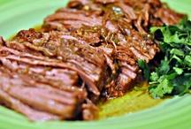 Meaty Meals / by Amber Dean