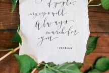 G R E E N W E D D I N G S / A wedding board filled with gorgeous green wedding ideas #brides #boho #greenweddings