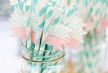 M A S O N J A R I D E A S / Beautiful wedding ideas using mason jars #masonjar