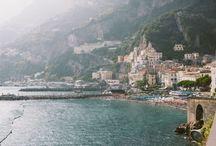 Amalfi Coast x / Where I married my sweetheart