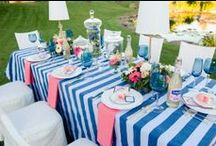 B L U E W E D D I N G S / Gorgeous collection of blue wedding ideas and inspiration. #blueweddings