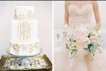 G O L D W E D D I N G S / Beautiful collection of gold weddings