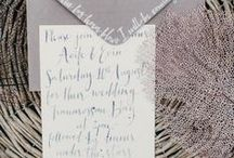 I N V I T A T I O N S / Find a huge selection of rustic wedding invitations