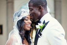 A F R I C A N B R I D E / Gorgeous african american weddings around the world #weddings #brides