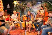 Discover Music / So many musicians and music organizations! A rich tradition of contra dance, folk, chamber, blues, jazz.
