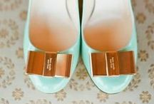 M I N T / Colorful weddings fused with the color mint #mintweddings