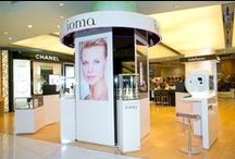 IOMA Corner TANGS Vivo City / TANGS Vivo City 1 HarbourFront Walk SINGAPORE 98585 Tél : +65 6303 8688