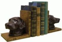 Book ends / Book themed vintage and antique looking bookends. Lots of dogs and exotic animals too.