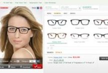 Our Patent Try-On Technology /  PD Self Test / Free Vision Test / Astigmatism Test / Color Blindness