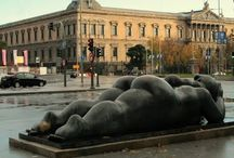 Botero / Pictures and Sculptures by Botero
