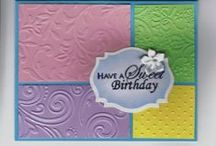 Paper Arts - Birthday Cards / by Linda Weber
