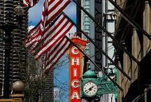 Chicago / My favourite city.