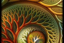 Design / Inspiration - to paint on wood, fabric, ceramic, paper and even glass.