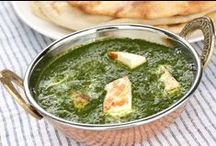 Indian food / My favourite dishes