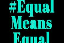 #EqualMeansEqual / Reasons to support equal rights for women by passing the Equal Rights Amendment. Also a behind the scenes of the film and events.
