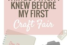 Craft fairs / Dummies guide to exhibit handcrafted items