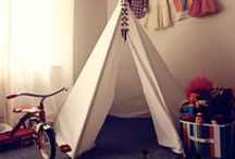Boys rooms / Bedroom and playroom ideas for my two young boys  / by Beth