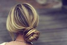 HAIR / MAKE UP / by Hande Eser