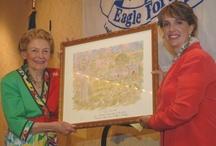 Fulltime Homemaker / Eagle Forum honors a Fulltime Homemaker each year at Eagle Forum Council.