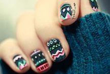 Nail art! / by Beth