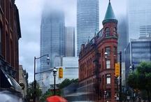 Around Toronto / Photos of the city we're based in.