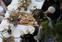 Wedding + Party ideas