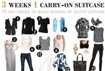 Travel Gear  / All fashion trends related to travel