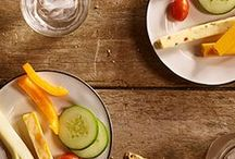 Snack Smart / Did you know that snacks make up 20% of our eating occasions? There are endless options when creating a smart, wholesome snack. Use this board for new pairing ideas with our Sargento Natural Cheese Snacks! www.sargento.com/snacks / by Sargento Cheese