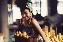 Luv Afro fashion