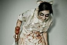 Halloween time! / Ideas for our annually Halloween Party in Australia / by Beth