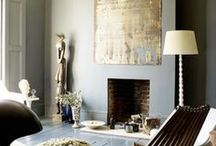 Grey and Other Colours / All about interiors